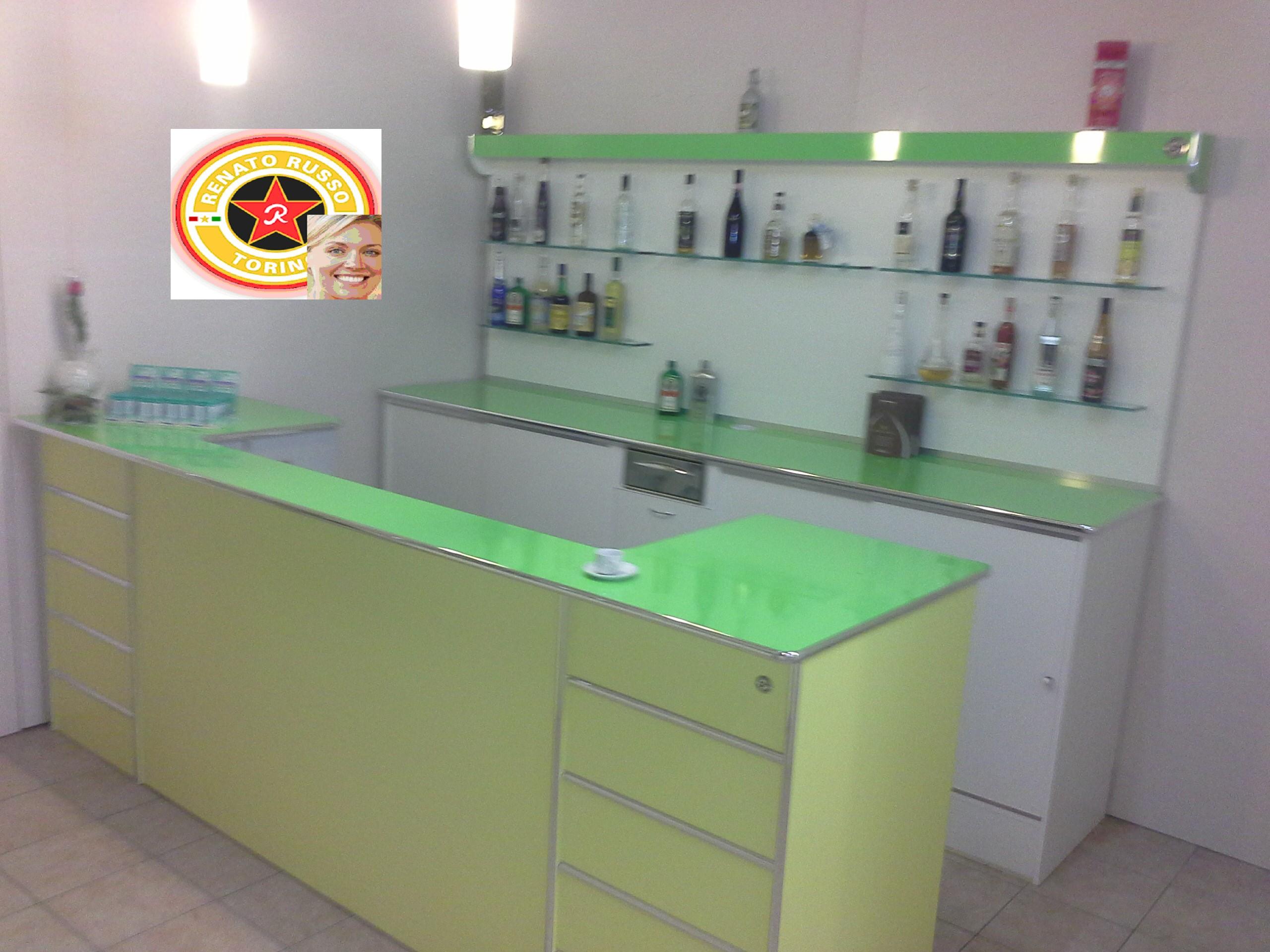 Bancone bar compra in fabbrica banconi bar produttori for Banconi bar milano